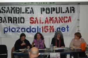Jornadas por el Día de la Mujer 2012