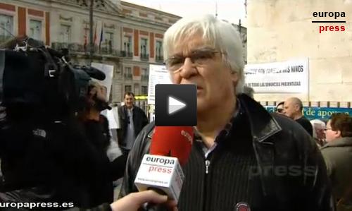 Chato Galante comenta novedades de la Querella Argentina