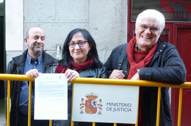 Bonifacio Sánchez, Soledad Luque, Chato Galante