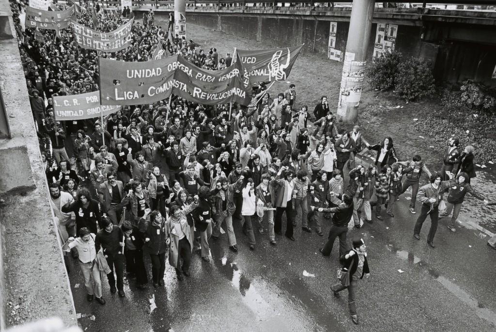 LCR.1º mayo 1977