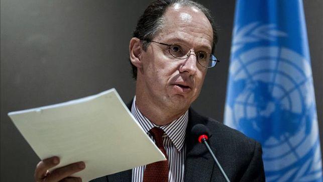 Pablo de Greiff Relator Especial ONU