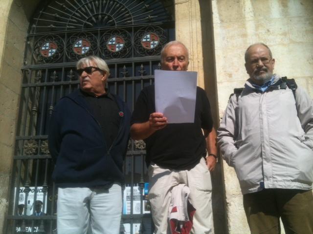 26 de septiembre 2014 Cárcel de Palencia