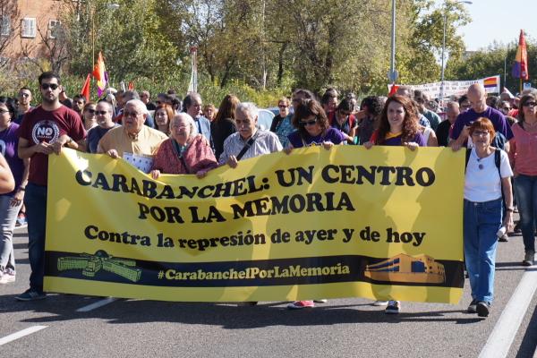 Carabanchel por la memoria 26.10.2014