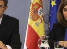 Rafael Catalá Soraya Sáez de Santamaría 13 marzo 2015 Consejo de Ministros