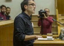 Julen Arzuaga EH Bildu Parlamento Vasco mayo 2015