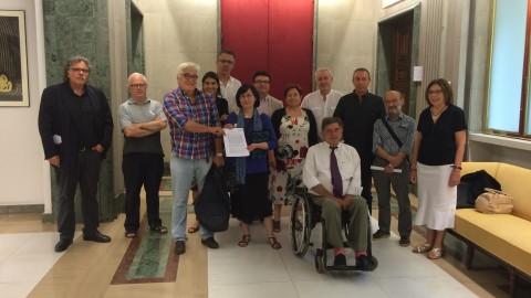 2015 06 25 PNL Congreso de los Diputados Juzgar o Extraditar