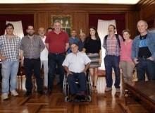 Ayuntamiento Slepoy Joseba Bergerot Sanfermines 78