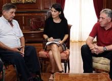 Carlos Slepoy, Manuela Bergerot, Joseba Asirón