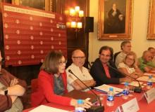 Barcelona. Acte de suport dels advocats a la querella argentina.  519#Andreu Puig