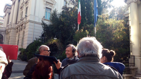 Embajada Italiana Madrid 17 noviembre 2015