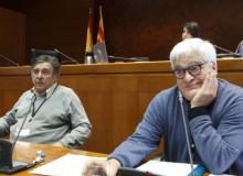 CArlos Slepoy Chato GAlante Cortes Aragón 1 diciembre 2015