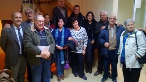 Victimas de Rivas e integrantes de CEAQUA