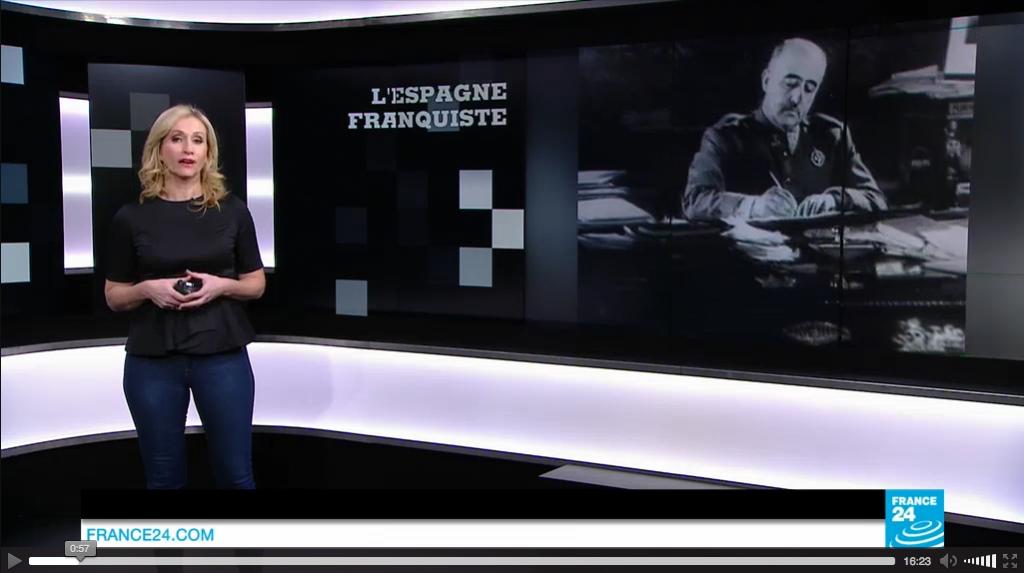 France TV Chato Galante febrero 2016